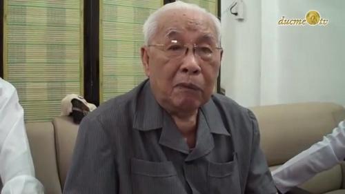 Cụ Lê Quang Liêm