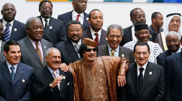 Những nhà độc tài này, có người đã từng vào Nhà Trắng, bây giờ họ ở đâu?